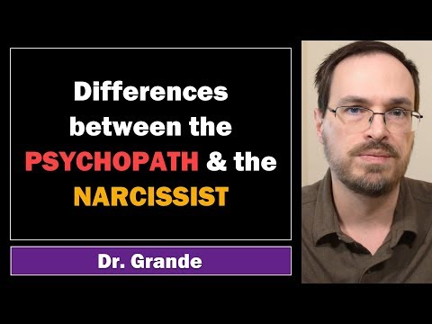 How to Tell the Difference Between a Psychopath and a Narcissist