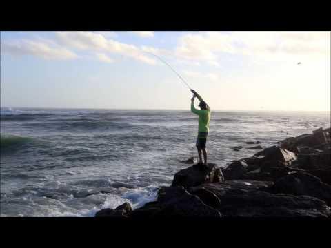 Fly Fishing - Spanish Mackerel Hook Up