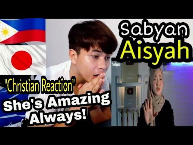 Download SABYAN - AISYAH ISTRI RASULULLAH   COVER [FIL-JAPAN Reaction] MP3 Gratis
