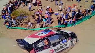 WRC 2016 - DJI Aerial Clip: Guanajuato Rally México