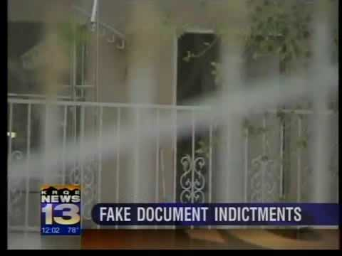 4 indicted for roles in ID scam