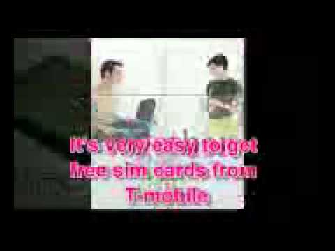 Gsm Cards_ Get 2 Free Tmobile Sim Cards Very Easy Just Follow The Steps