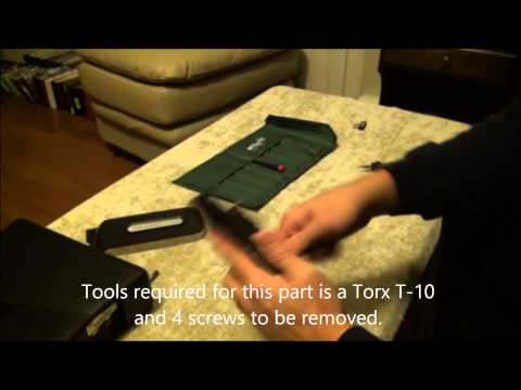 DIY - How to Swap over your HDD from Xbox 360 Elite to Xbox 360 Slim 4GB