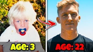 Fortnite Streamers THEN vs NOW! (Tfue, LazarBeam, Lachlan, Muselk)