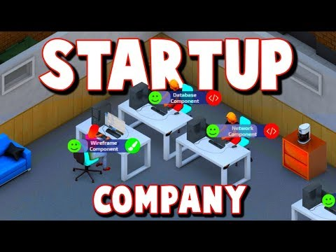 I LEFT THE FARM AND STARTED MY OWN SOFTWARE COMPANY! | Startup Company Giveaway Gameplay/Tutorial