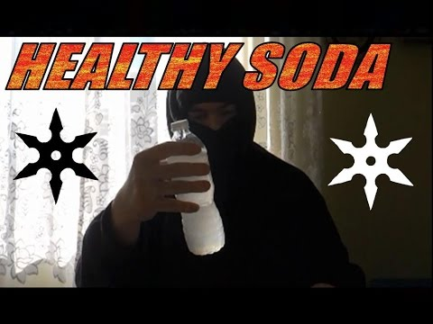 How To Make a Healthy Soda Alternative At Home