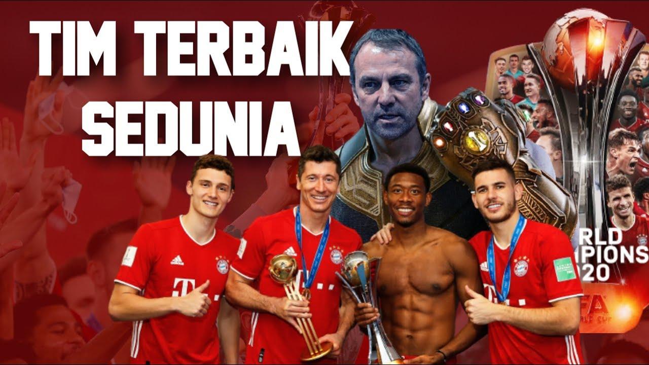 Juara Dunia yang Sapu Bersih Piala! Alasan Bayern Munchen Begitu Konsisten Sampai Sekarang