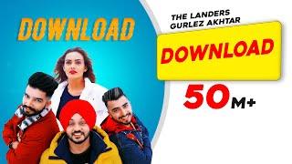 Download | The Landers feat. Gurlez Akhtar | Himanshi Parashar | Mr. VGrooves | Latest Song 2018