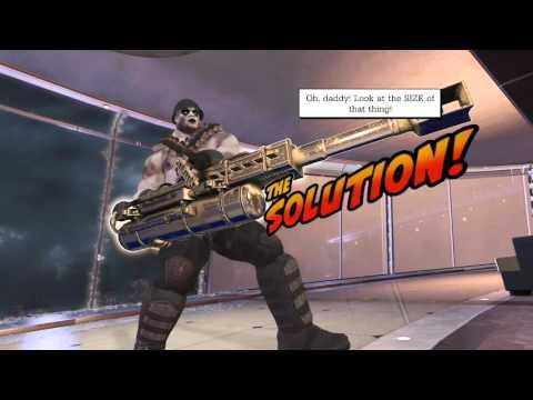Deadpool - Gameplay Walkthrough ( Xbox One ) HD (Part 4)