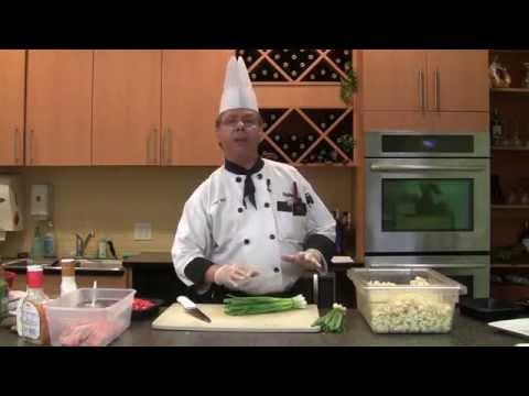 Chef Bill's Salmon Pasta Salad