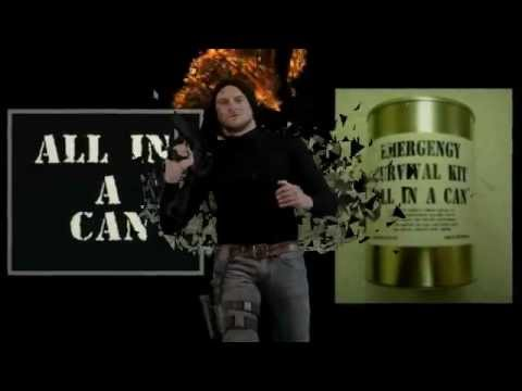 ALL IN A CAN™ Survival Kit visit allinacan.com