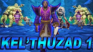 The Story of Kel'Thuzad - Part 1 of 2 [Lore]