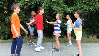 JoJo Johnson - Dance Dance Dance Battle (Music Video)