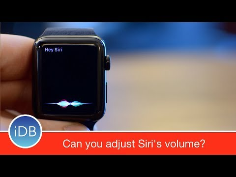 How to Customize the New Siri Voice on Apple Watch Series 3