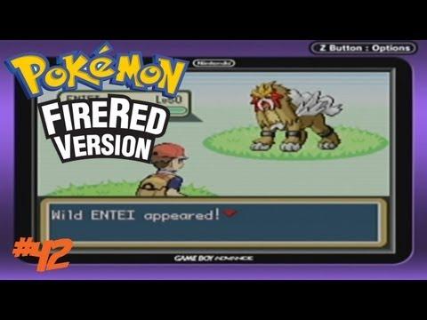 Pokemon FireRed/LeafGreen-Episode 42: Entei