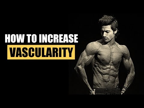 How to Increase VASCULARITY - Real & Natural Tips by Guru Mann