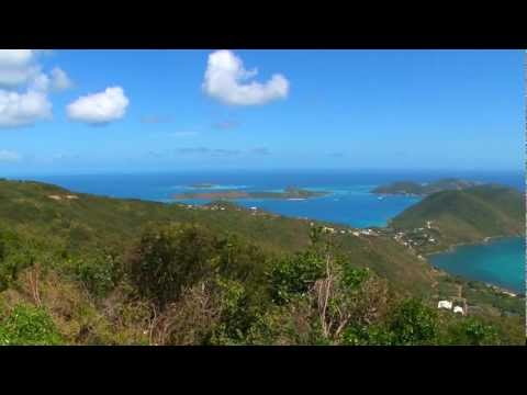 Virgin Gorda Road Trip, British Virgin Islands, Caribbean