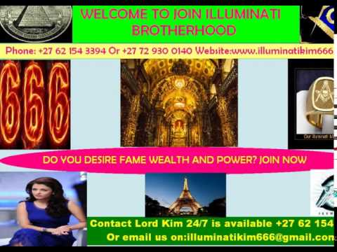 JOIN ILLUMINATI ORDER FOR RICH, WEALTH, FAME, LOVE AND LUCK