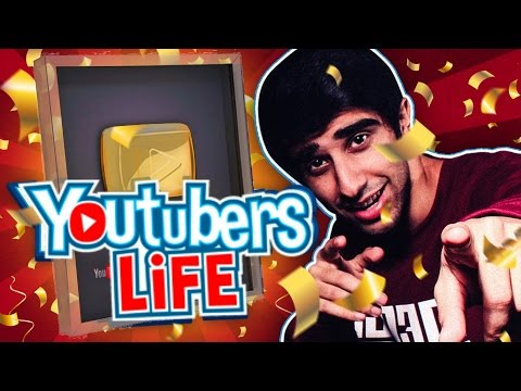 ONE MILLION SUBSCRIBERS! - YouTubers Life #7 with Vikkstar