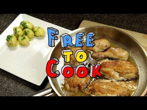 How to Cook Pan Roast Chicken