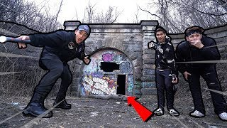 Exploring The Most Haunted Place in the World! (100 People DlED)