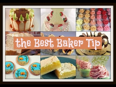 Best Baker Tip ~ 9 How to Know When Your Cakes are Baked