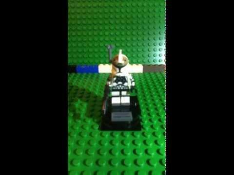 Lego star wars Custom clone gunner review