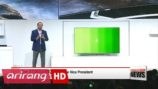 Samsung, LG unveil new Super Ultra HD TVs at CES 2017