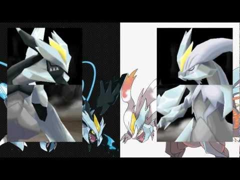 Pokemon Black 2 & White 2 - Kyurem vs Zekrom/Reshiram