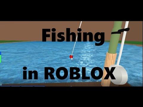 Going Fishing in ROBLOX | ROBLOX High School