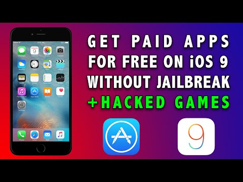 Get PAID Apps & Hacked Games for FREE on iOS 9- 9.3.5/10 WITHOUT JAILBREAK on Any iPhone, iPad, iPod
