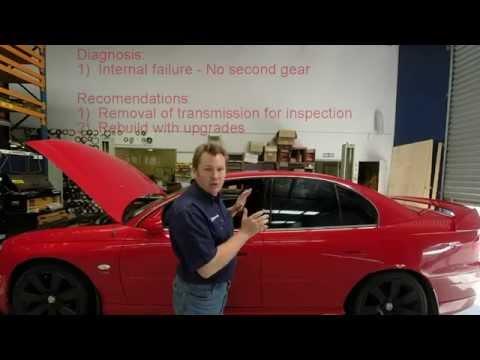 Holden Transmission Diagnosis 4L60e