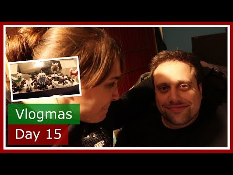 Vlogmas 2017 Day 15 | Rob's Birthday and I'm back in Oxford | The British Life