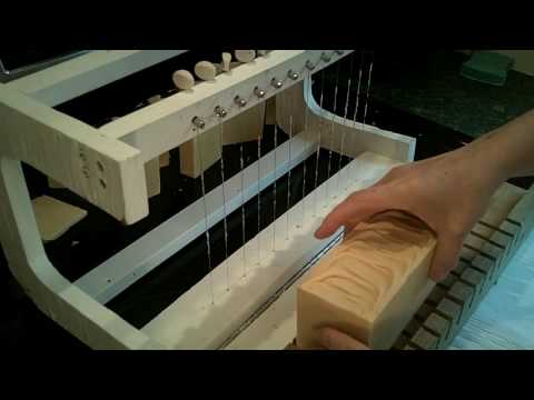 Making and Cutting 100% pure Castile Olive Oil Soap - using essential oils and natural yellow color