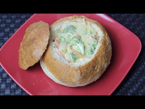 How to Make Bread Bowls
