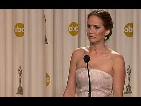 Oscar for the funniest speech goes to...
