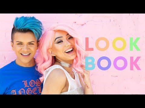 Friendship Goals Lookbook (feat. Gabriel Zamora + Nikita Dragun)