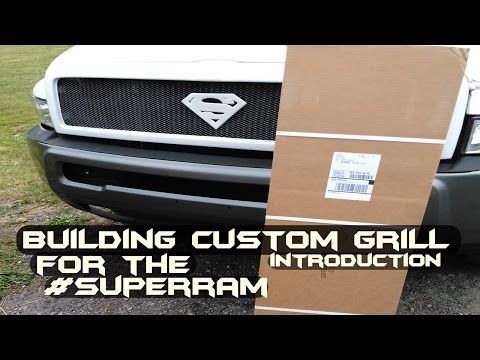 Building Custom Truck Grill | #SuperRam | Garage Edition S2 Ep. 17