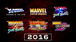 Classic Marvel Combo Exhibition 2016