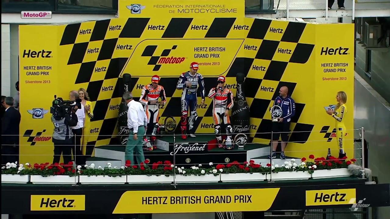 2013 #BritishGP   Full MotoGP Race