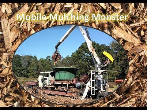 Mobile Mulching Monster