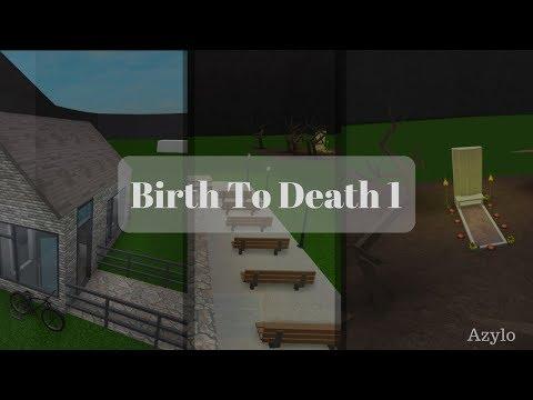 Roblox | Bloxburg: Birth To Death 1 | Small Movie