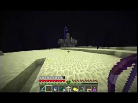 How to defeat the Ender Dragon using iron armor