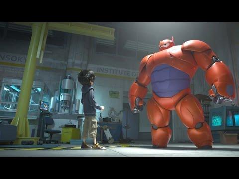 Big Hero 6 Review