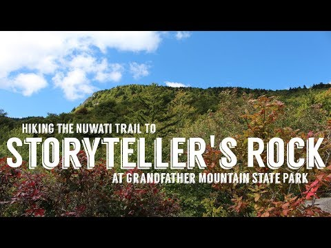 Grandfather Mountain State Park | Hiking The Nuwati Trail | Wandering Around In Wonder