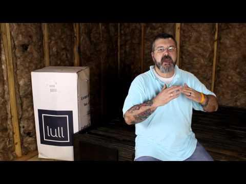 Part 3: Building Platform Storage Bed - King Size LULL Mattress