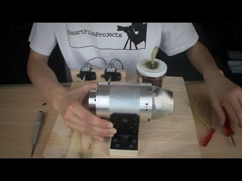 Jet Engine Homemade 2.0 | Complete Setup