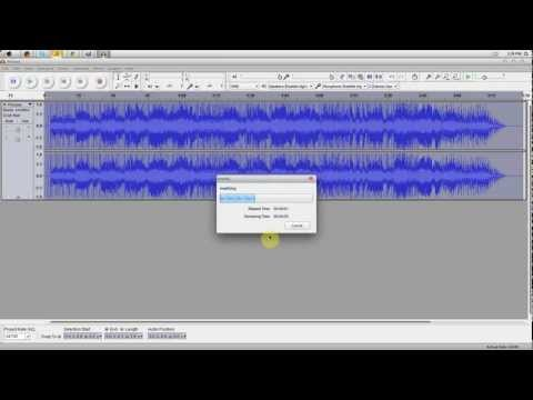 How To: Increase And Decrease The Volume Of Audio In Audacity