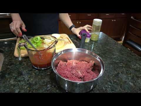 Bistec en Salsa Estilo Puertorriqueño