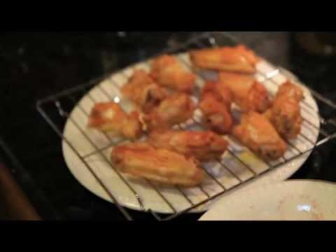 Easy Hooters style Hot Wings